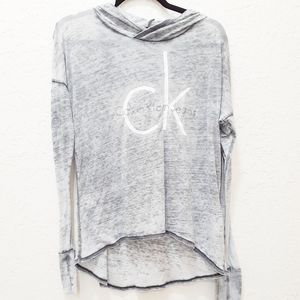 Calvin Klein light Hoodie